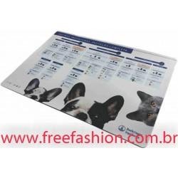 FREE 029 MOUSE PAD 35 X 25 CM PERSONALIZADO E LAMINADO COM PVC