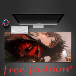 FREE 504 MOUSE PAD GAMER 40,0X70,0CM