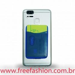 13937 Adesivo Porta Cartão de PVC para Celular