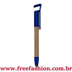 00708P Caneta Ecológica Touch com Suporte
