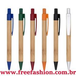 12172 Caneta Ecológica de Bambu