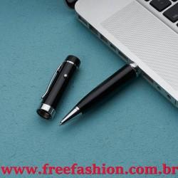 007V2-8GB Caneta Pen Drive 8GB e Laser