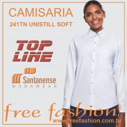 241TN UNISTILL SOFT CAMISA PROFISSIONAL FEMININA & MASCULINA