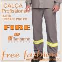 UNIFORMES ANTI CHAMAS LINHA FIRE