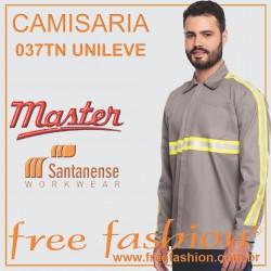 037TN UNILEVE CAMISA PROFISSIONAL UNISEX