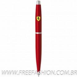 FE2950050 Caneta Sheaffer Ferrari VFM Esferográfica Laca Vermelha Cromo