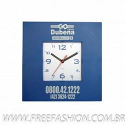 AG12CUB Relógio de Parede Cubo