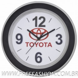 AG11RAT Relógio Redondo com Aro EXCLUSIVO