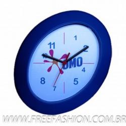 AR11OVR Relógio Oval Modelo 01h30