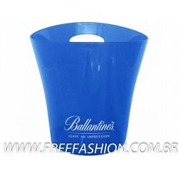 B01- Baldes de gelo personalizados Plástico
