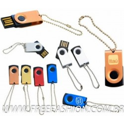 FF115 MINI PEN DRIVE METAL CHAVEIRO