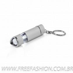93153  Chaveiro Alumínio Com LED.