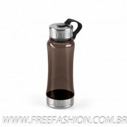 94618 Squeeze. Aço inox e AS. Capacidade: 600 ml.
