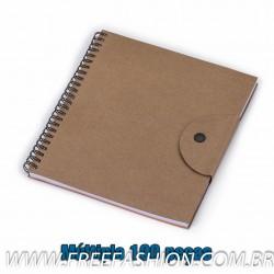 12241 Bloco de anotações com caneta