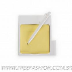12511 Bloco de anotações com caneta