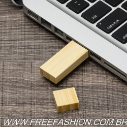 011-4GB Pen Drive 4GB Bambu