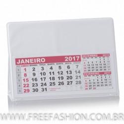 CALENDÁRIO DE MESA PVC PEQUENO