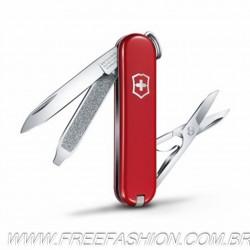0.6223 Canivete Classic Victorinox Vermelho
