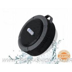 C6 - Caixa de som Bluetooth resistente a água KIMASTER