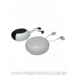 FO15 - Fone de ouvido com embalagem caracol