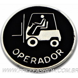 005 - BOTTON OPERADOR 30 MM
