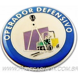 007 - BOTTON OPERADOR DEFENSIVO 30 MM