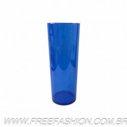 00013 COPO LONG DRINK 330 ML AZUL NEON