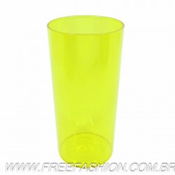 0320 Long Drink Economico 320 Amarelo