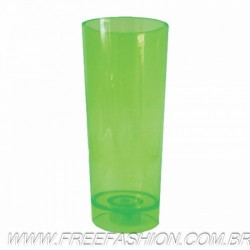 0330 COPO LED LONG DRINK 330 ML VERDE