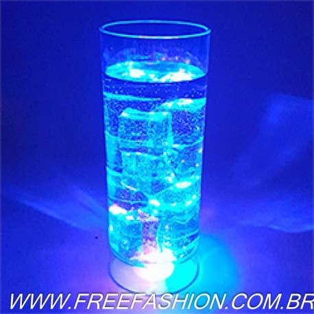0330 COPO LED LONG DRINK 330 ML AZUL