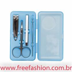 13813 Kit Manicure 4 Peças