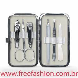 13815 Kit Manicure 6 peças