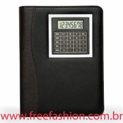 12524 Bloco de Anotações com Calculadora e Caneta