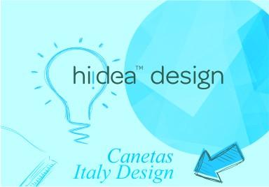 CANETAS HIIDEA